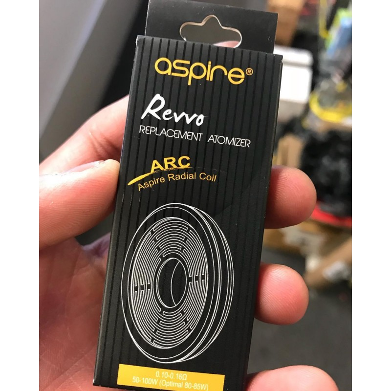 Aspire Revvo Replacement Coil 3pcs